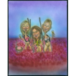 Girls Gone Wine Saucy
